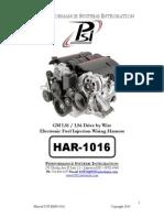 HAR-1016 LS1 DBW Harness Instructions 6