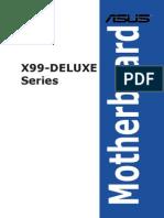 Manual placa baza ASUS X99 DELUXE