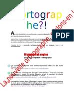 L'Ortographe