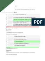 Evaluacion de Proyectos Revisados Examenes