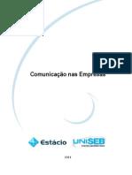 Livro Proprietário - Comunicação Nas Empresas