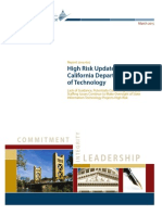 California Department of Technology Audit