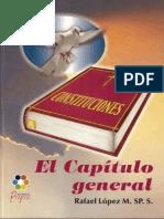 El Capítulo General - LOPEZ, Rafael
