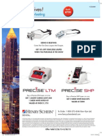 2015 Hinman Dental Convention HSD Exclusives Specials