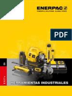 Enerpac Catalogo Cilindros Hidraulicos