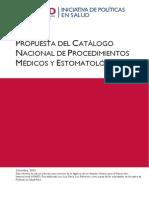 Codificación CPT USAID