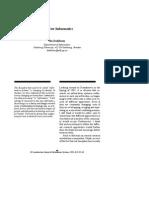Paper - The New Informatics