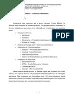 Capítulo 1-O Projeto Elétrico – Conceitos Preliminares