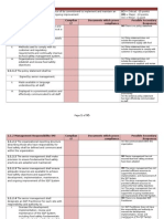 Master Auditing Document Draft With Secondary Responses - Sqf Level II