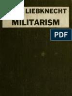 (1917) Militarism