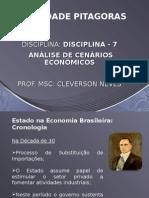 AULA 02 Cenários Econômicos