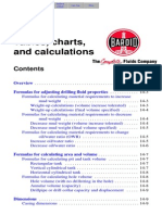 Table,Chart & Calculation(Petroleum,Oil,Gas)
