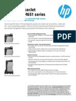 HP Color LaserJet Enterprise M651series User Guide