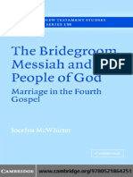 Bridegroom in the 4th Gospel