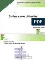 Sniffers e Suas Utilizações
