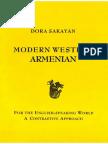 Sakayan - Modern Western Armenian For The English Speaking World