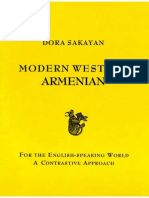Sakayan - Modern Western Armenian For The English Speaking World