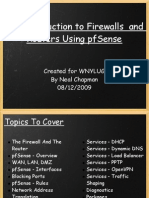 Firewall Introduction