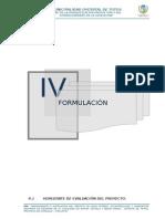 5. Formulación