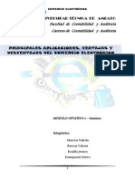 Principales aplicaciones de E-Comerce