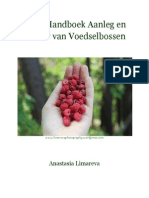 Basishandboek Aanleg en Beheer Van Voedselbossen_Anastasia Limareva