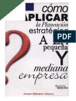 5. Como aplicar la planeación estratégica a la pequeña y mediana empresa.pdf
