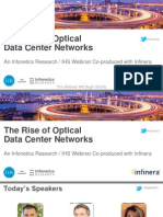 Optical Datacenter Network [Infinera Infonetics IHS]