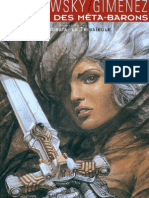 [EBD FR] Jodorowsky - Les Meta-Barons - T02 Honarata La Trisaieule