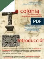 La Conquista y Colonia Con Notas xV2003