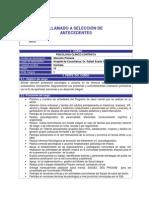 Perfil Psicologo Clinico Contrata
