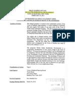Bedford Farm - Draft Scoping Document