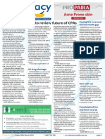 Pharmacy Daily for Fri 20 Mar 2015 - Call to review future of CPAs, Sigma posts $3.1b revenue, Closing the rural and remote health gap, Events Calendar, and much more