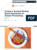 Create a Surreal Ramen Bowl