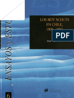 Los Boy Scouts de Chile 1909 - 1953. (2006)