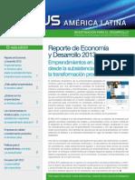 CAF Focus Emprendmientos en America Latina