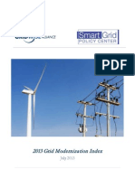 2013 Grid Modernization Index