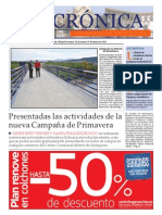 LA CRÓNICA 640