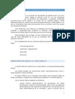 Apuntes Contratación Pública UGR