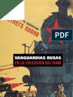 CATALOGO - Vanguardias Rusas en La Colección Del IVAM