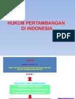 Hukum & Undang-undang Pertambangan