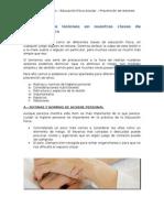 Prevención Lesiones EF