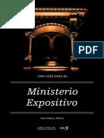 Guia Para El Ministerio Expositivo