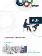 All Product Handbook - English