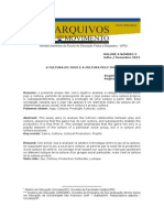 ENSAIO - Ms. Rogério Grillo; Dra. Regina Grando