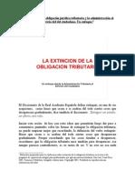 0La Extinción de la obligación jurídica tributaria y la administración al servicio del ciudadano..doc