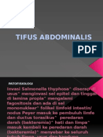 Typus Abdominalis