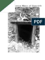 Tunnels & Trolls - The Forgotten Mines of Unnevirlt