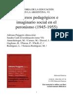 Historia de La Educacion Argentina Tomo VI Puiggros