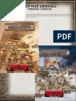 Mid War Arsenals V3
