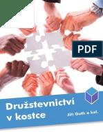 Brožura Družstevnictví
